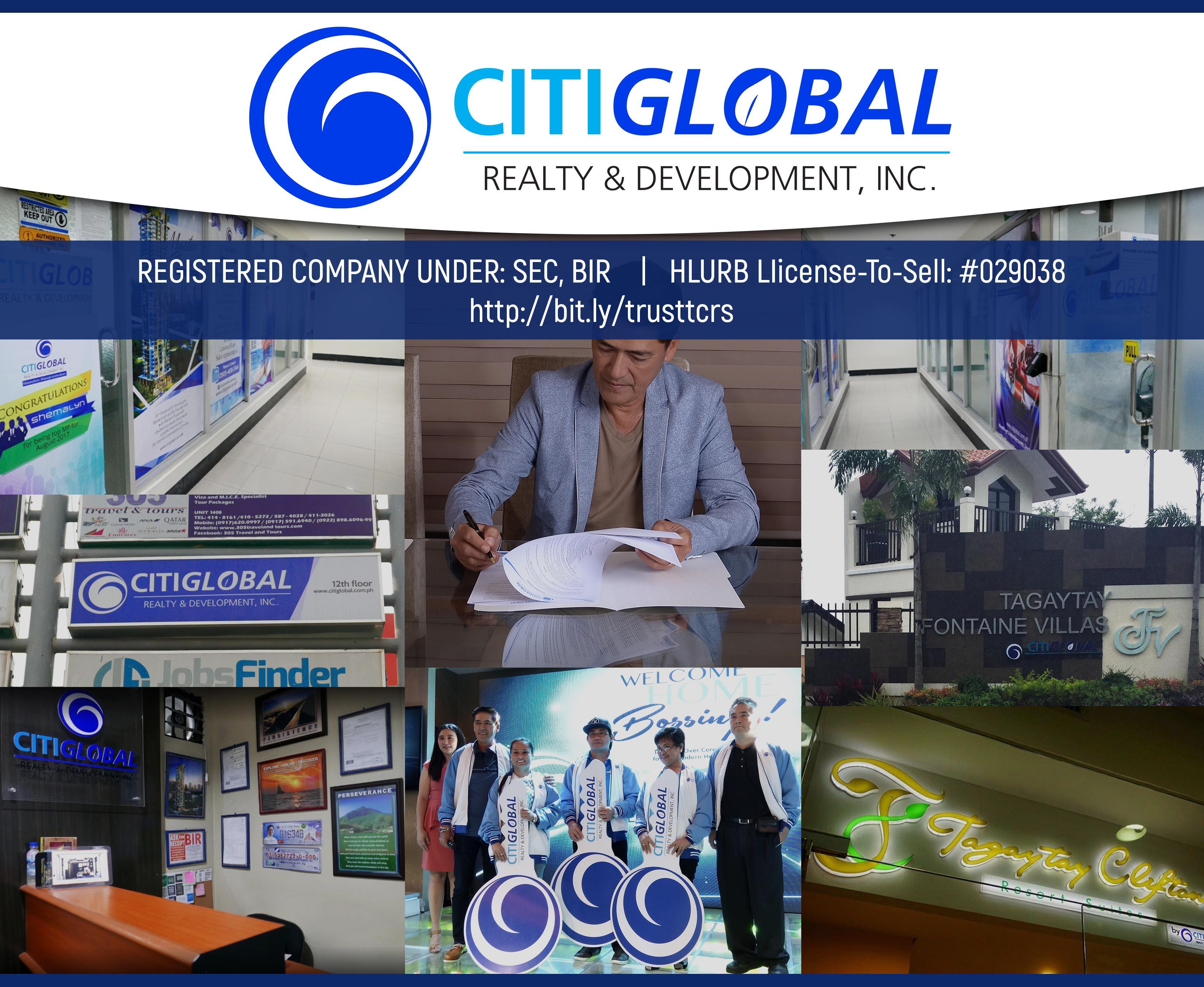 CitiGlobal License