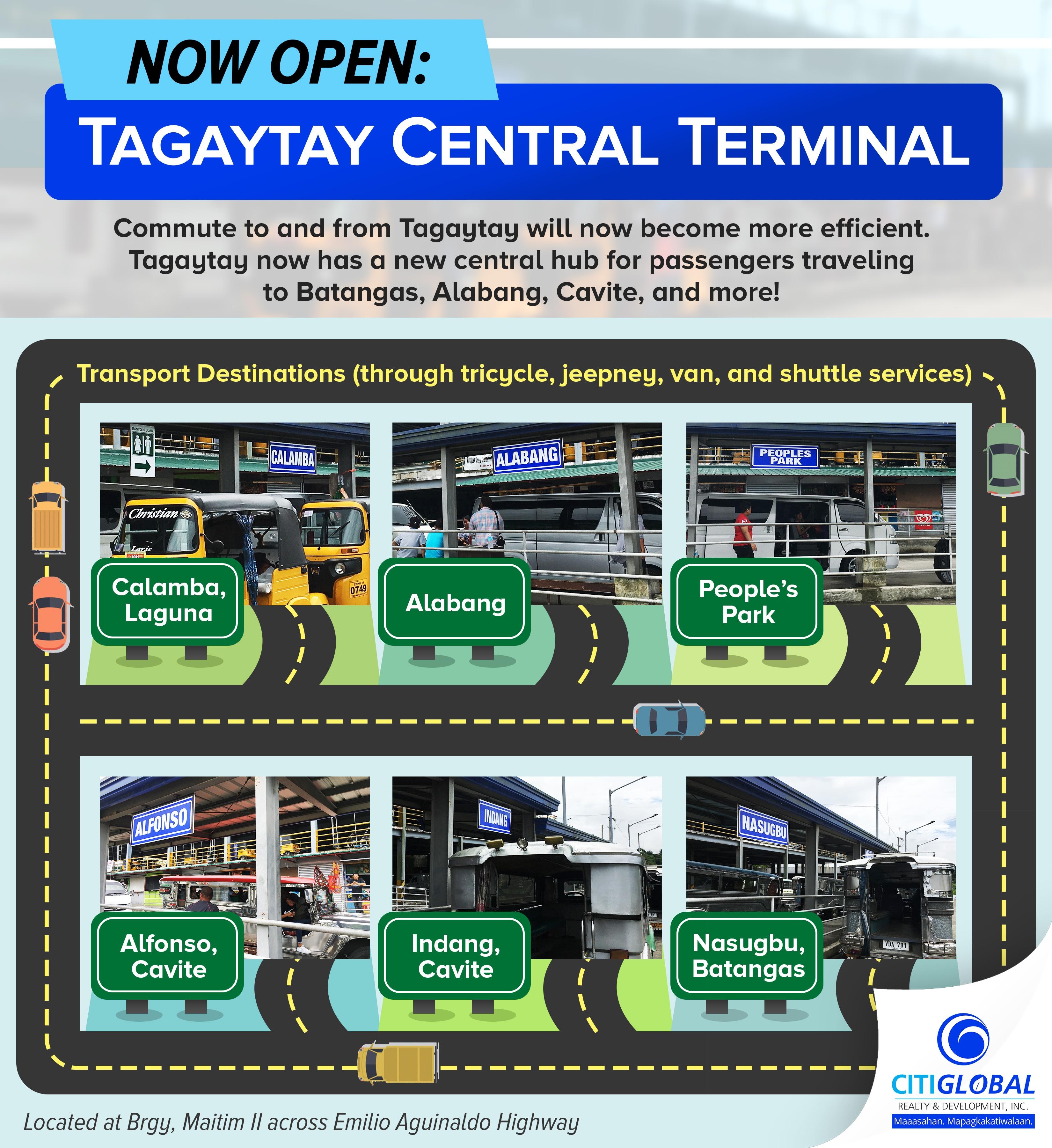 Tagaytay Central Terminal