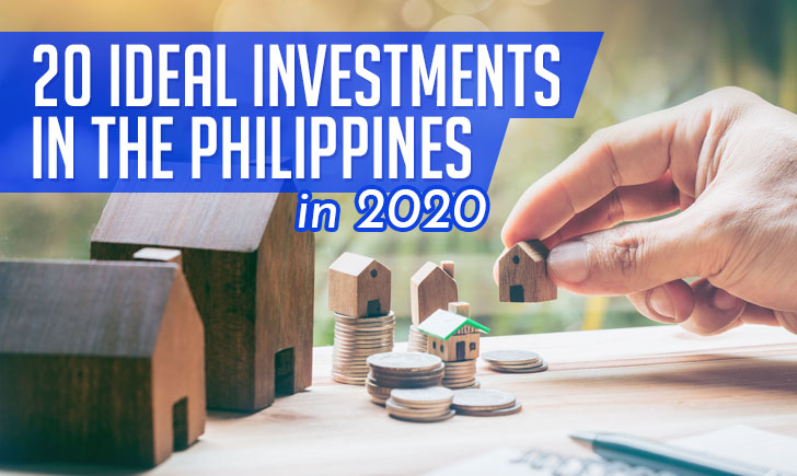 20 Ideal Investments in the Philippines in 2020